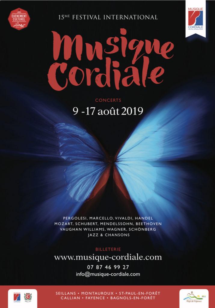Festival de musique cordiale à Seillans : une manifestation marquée par l'amitié franco-britannique et le professionnalisme