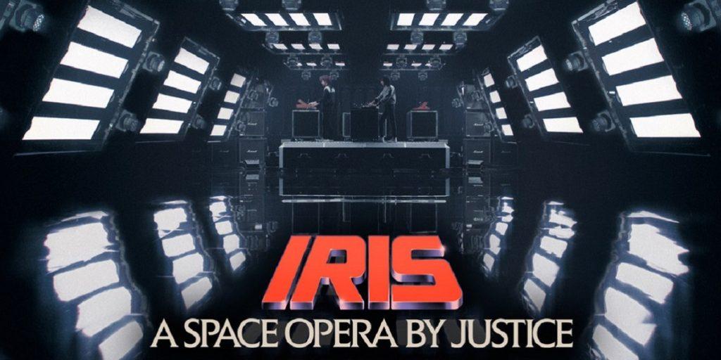 IRIS: un show électro interstellaire