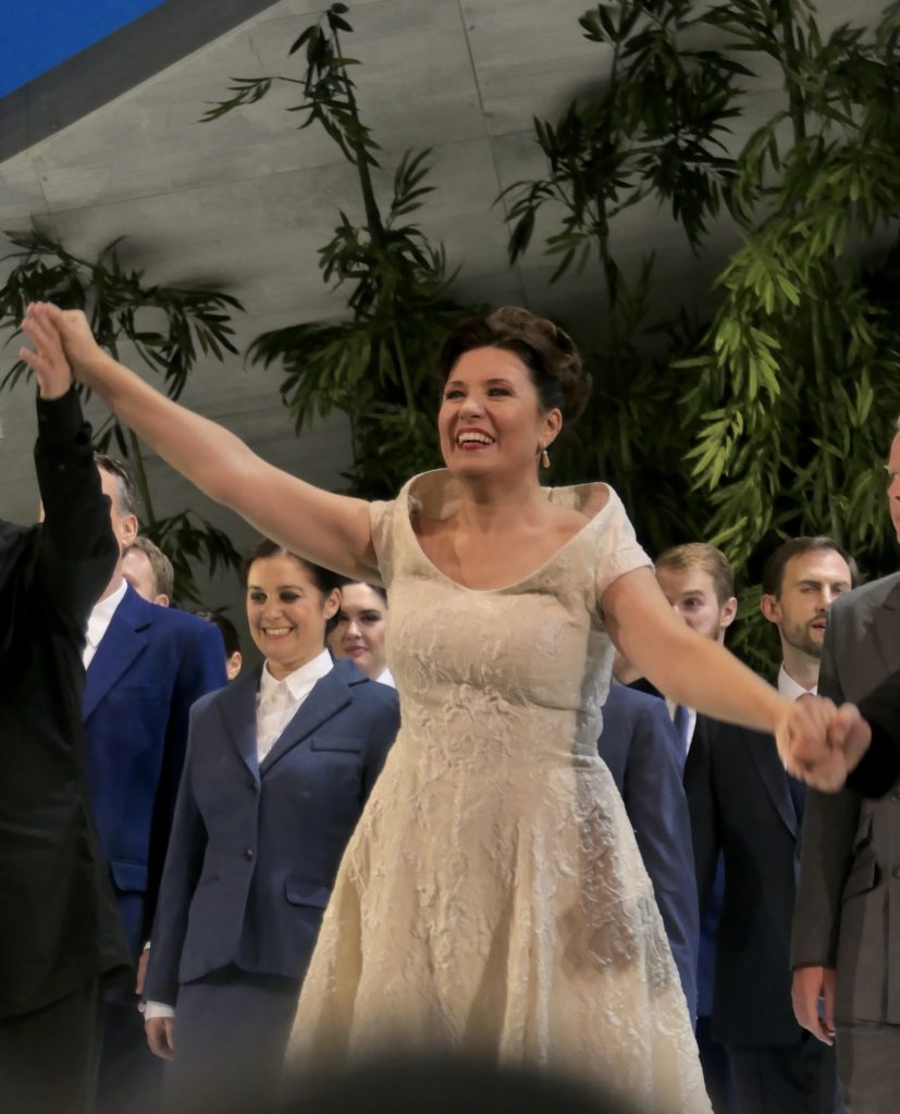 Marina Rebeka : Norma changed my life !