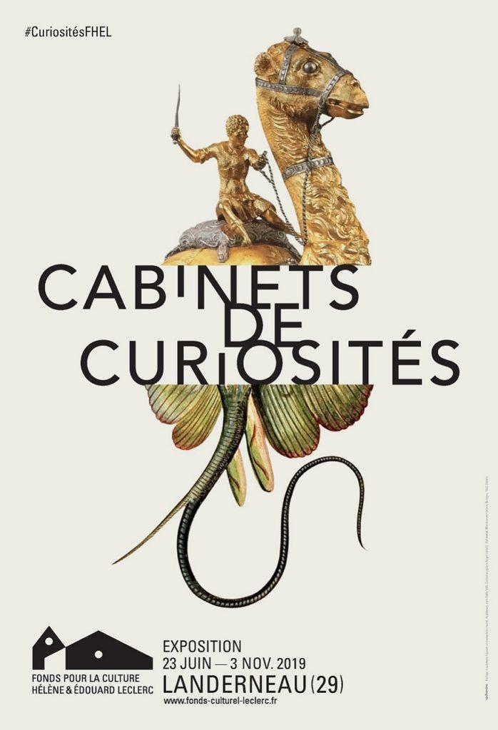 « Cabinets de curiosités » au Fonds Hélène & Édouard Leclerc