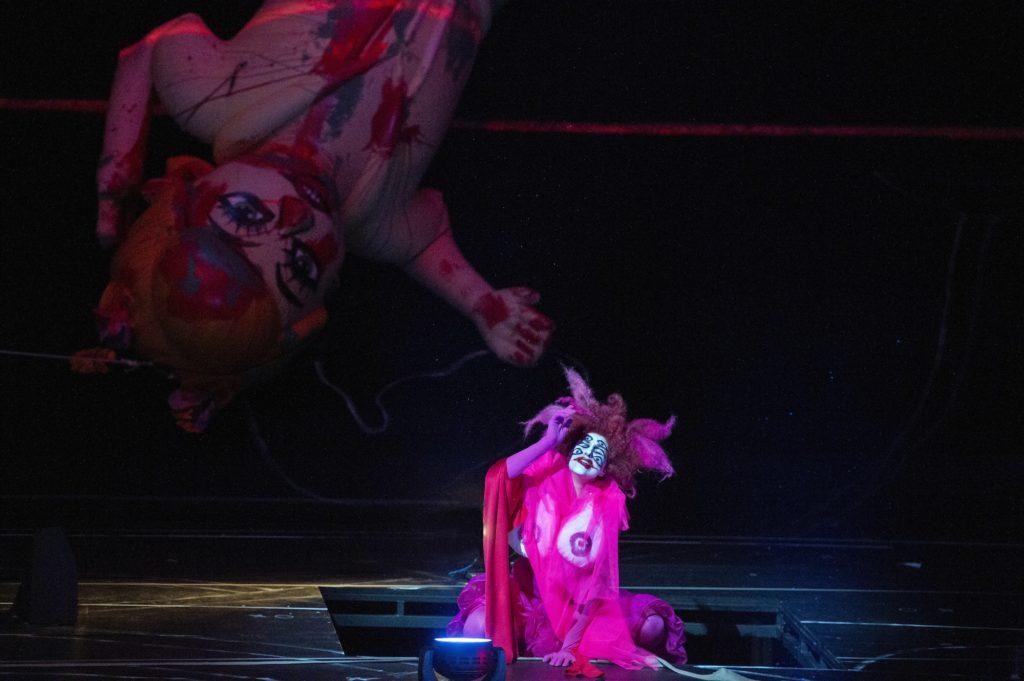 Festival de Salzbourg : Œdipe conté par le sphinx (Eve-Maud Hubeaux à la ville)