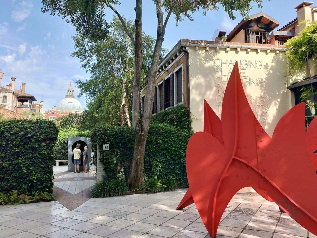 Le Gugghenheim vénitien : de l'art moderne en amont de la Biennale