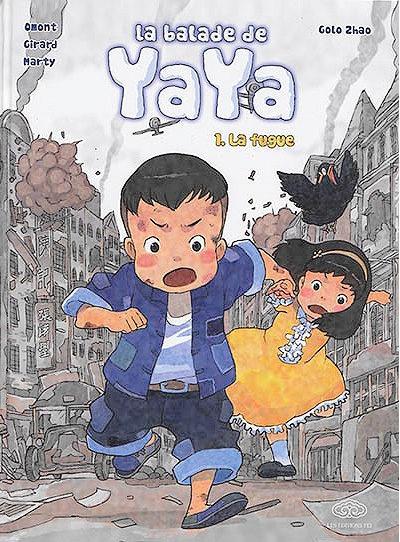 La Balade de Yaya, une série à redécouvrir en grand format