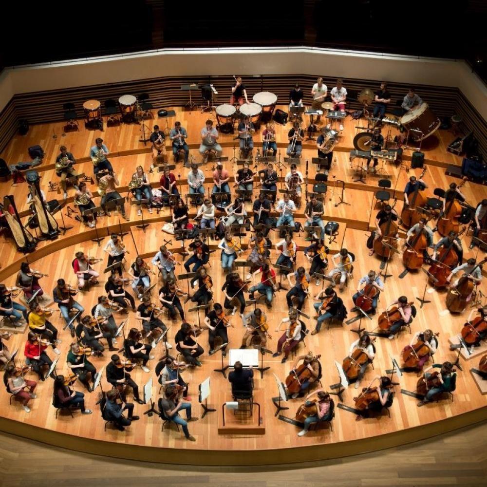 L'Orchestre Français des jeunes à Lille
