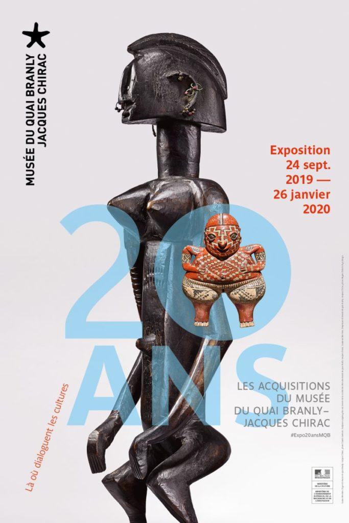 Pour sa nouvelle exposition, le musée du quai Branly aborde les coulisses de ses acquisitions !