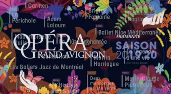 Vidéo : une saison de l'Opéra d'Avignon placée sous le signe de la fraternité
