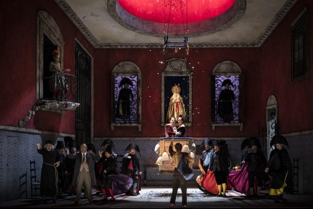 Pierre-Emmanuel Rousseau : Je me définis fondamentalement comme un metteur en scène d'opéra