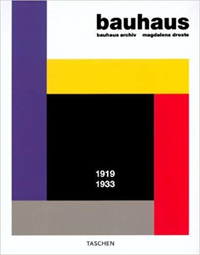 Bauhaus 1919-1933 : l'ouvrage de référence sur l'école d'art et de design allemande !