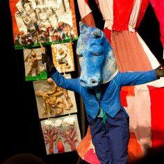[FMTM IN] Du pain, des marionnettes, et un opéra en carton