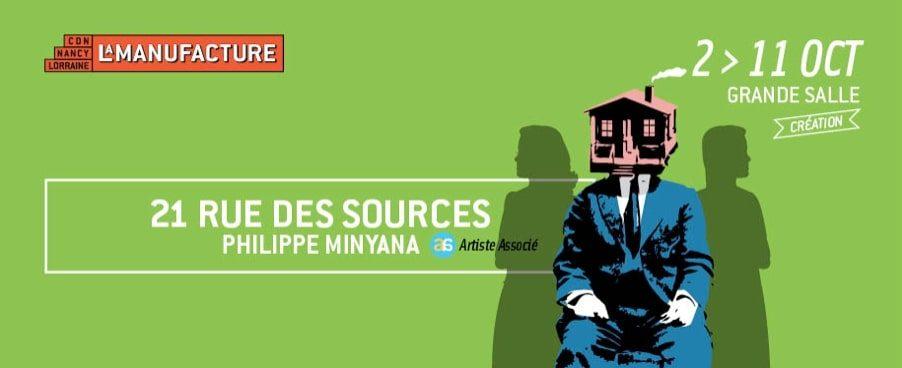 Gagnez 2×2 places pour 21 rue des Sources au Théâtre de la Manufacture CDN Nancy Lorraine le 4 octobre