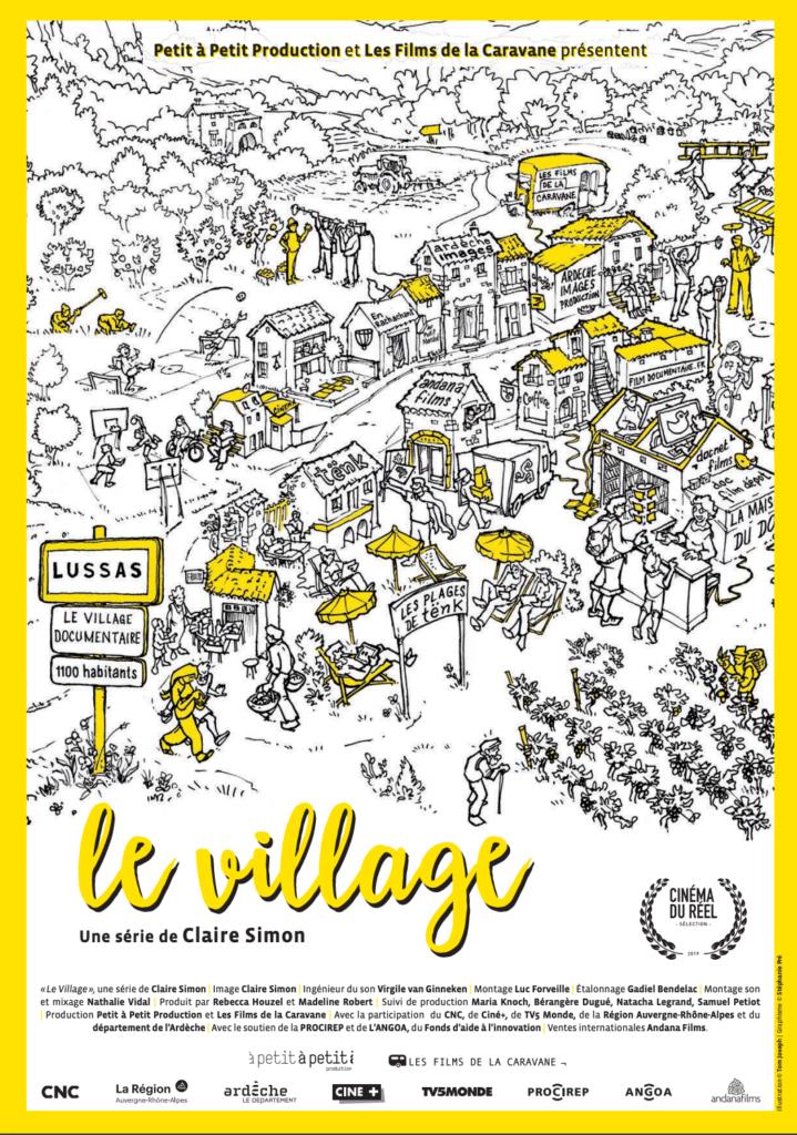 «Le village», la série alter et super de Claire Simon ouvre sa saison 2