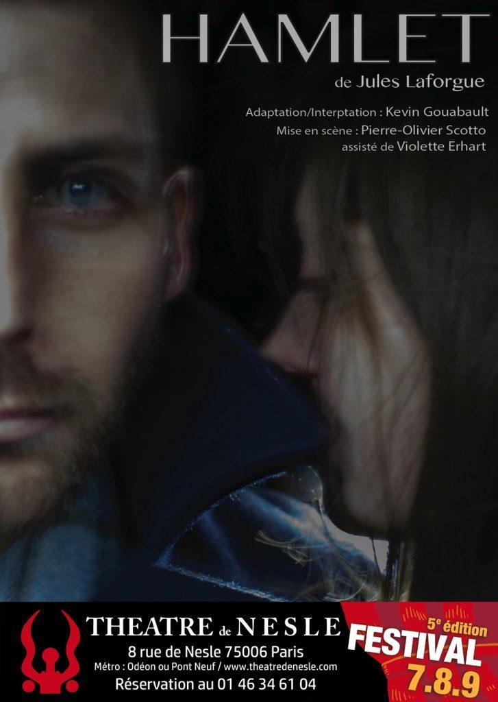 FESTIVAL 7.8.9. au théâtre de Nesle, à Paris: «Hamlet» ou les errements d'un homme brisé