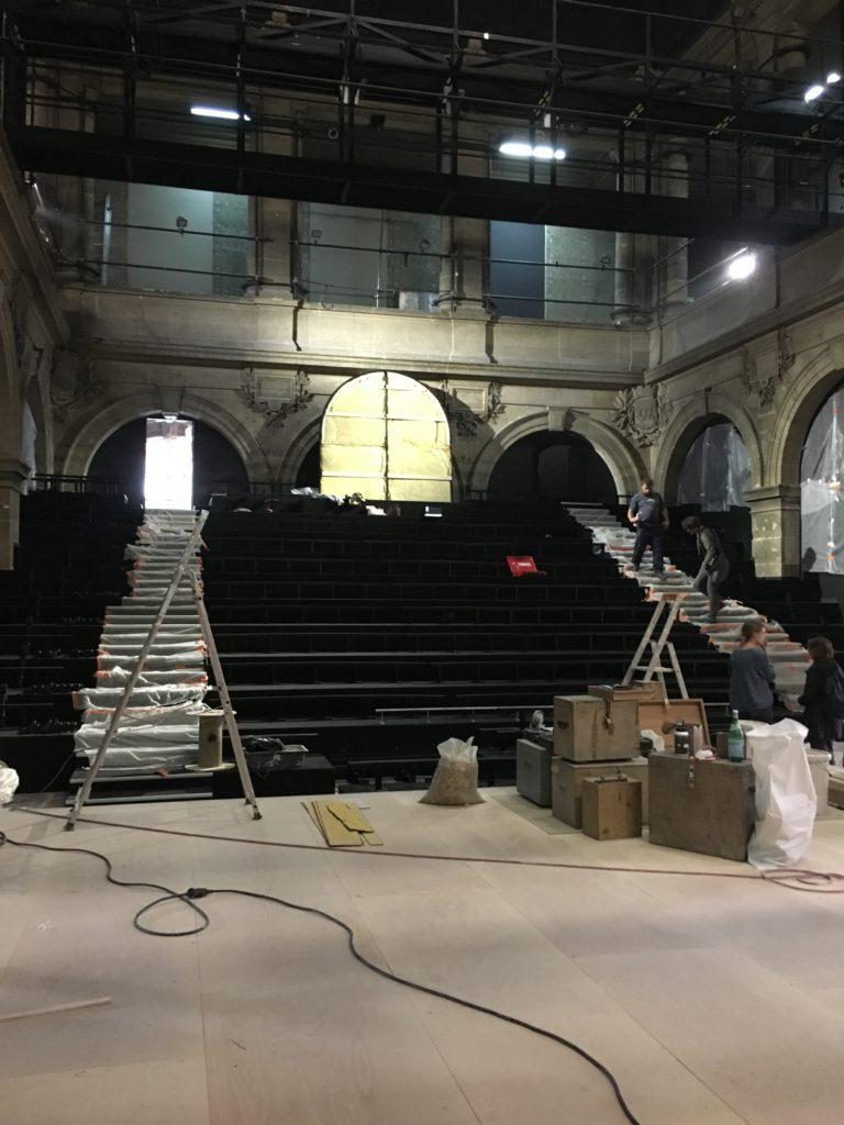 Le lancement de saison en beau chantier du Paris Villette
