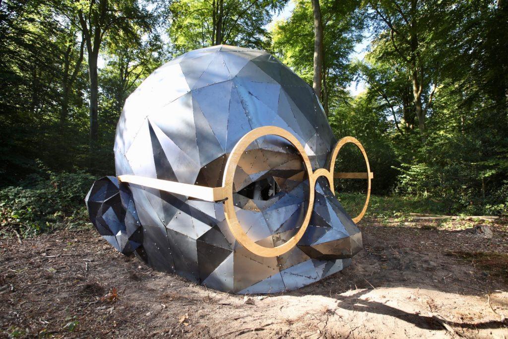 «La Forêt Monumentale», une biennale d'art contemporain destinée aux familles
