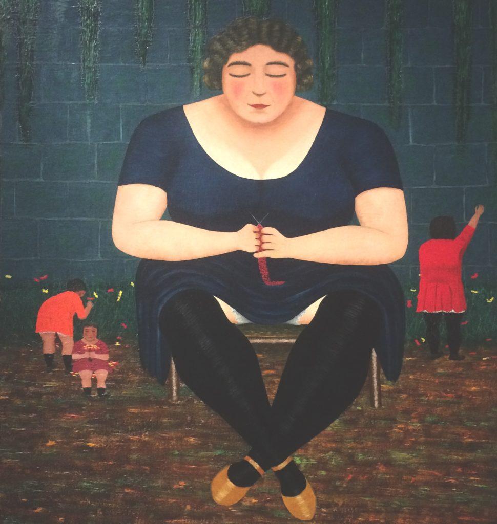 Le monde à part des «Naïfs» au Musée Maillol