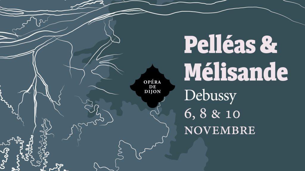 Gagnez 1×2 places pour Pelléas & Mélisande à l'Opéra de Dijon le 8 novembre