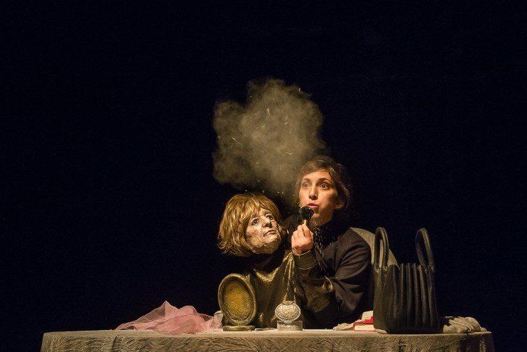 [FMTM IN] «Tchaïka», l'art marionnettique porté avec élégance au plus haut des arts dramatiques