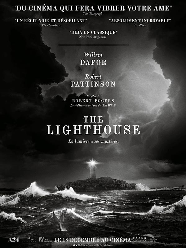 « The Lighthouse » : Robert Eggers en ouverture du FEFFS 2019 [critique]