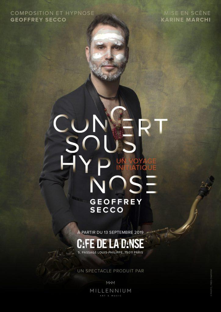 Concert sous hypnose : une expérience hors du commun