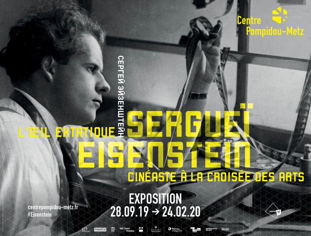 Eisenstein mis à l'honneur au Centre Pompidou de Metz