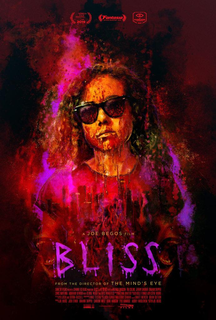 «Bliss» de Joe Begos : récit d'un bad trip ultra sanglant !