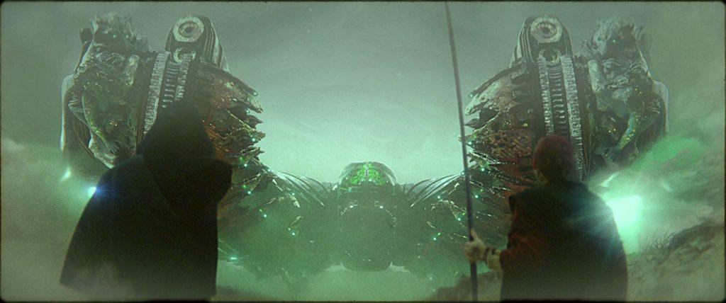 25e Étrange Festival : l'ébouriffant moyen-métrage «Blood Machines» fait honneur à la SF