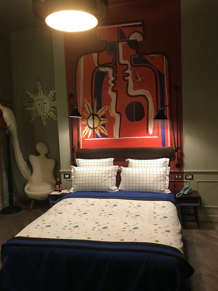 Live-Report : Une nuit dans la chambre par Vincent Darré pour les 170 ans de Cointreau à l'Hôtel Hoxton Paris