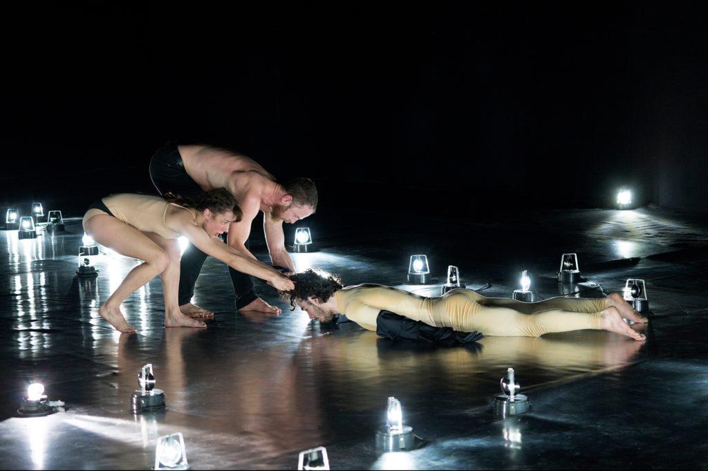 «Infini», le compte à rebours de Boris Charmatz lance le festival d'Automne