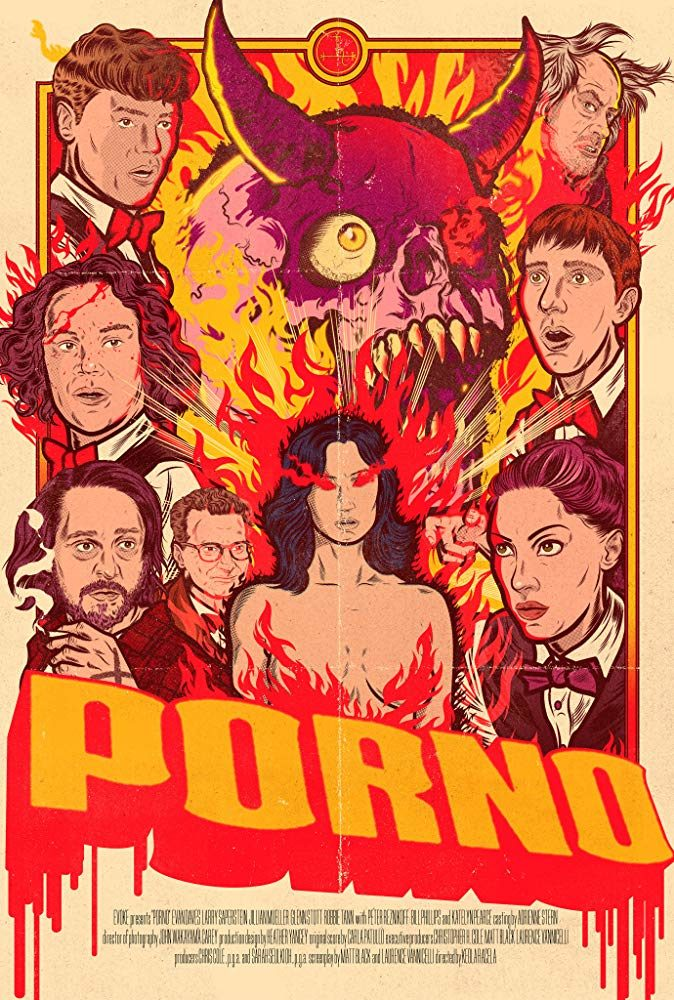 «Porno» de Keola Racela : sexe et démons au cinéma !