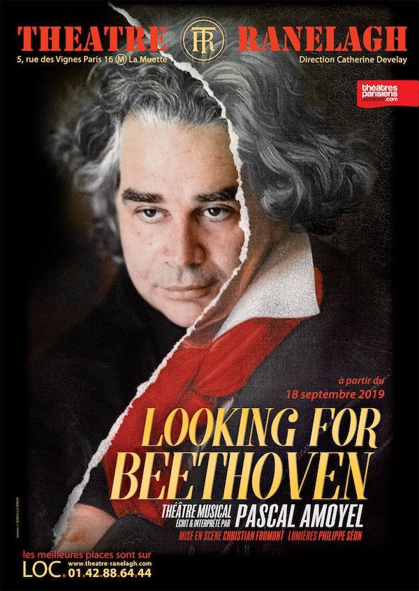 «Looking for Beethoven» : Un portrait intime à travers les sonates par Pascal Amoyel au Théâtre le Ranelagh