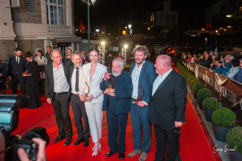 30e édition du Dinard Film Festival: des films puissants, un hommage à Mike Leigh et de l'engagement