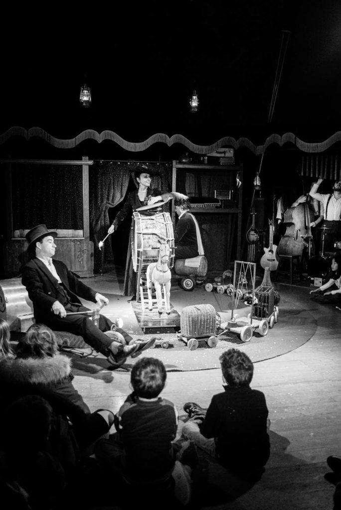 De bien jolies «Petites histoires de cirque»