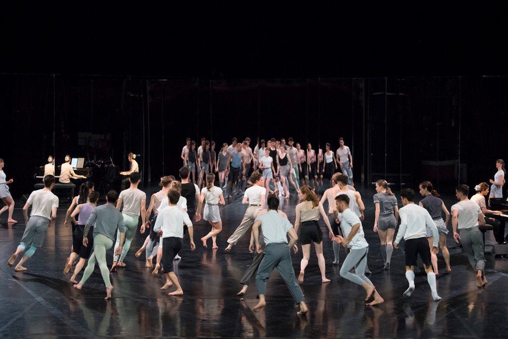 Le ballet de Lorraine danse le son de Cunningham à Chaillot