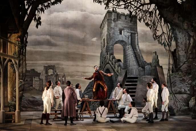 Richard Cœur-de-lion de Grétry à l'Opéra Royal de Versailles