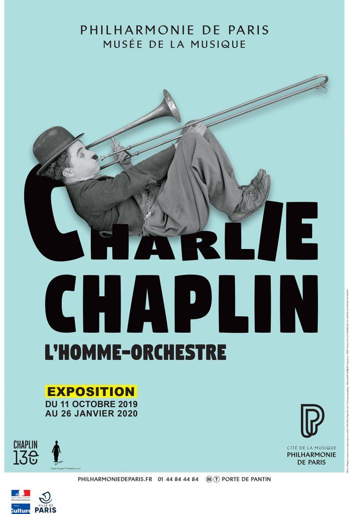 La Philharmonie nous emmène dans l'univers sonore du cinéma de Charlie Chaplin !