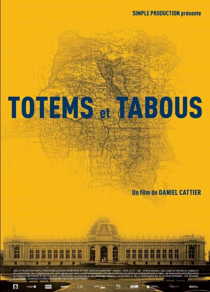 « Totems et tabous. Musée Royal d'Afrique Centrale » : une projection importante au Centre Wallonie-Bruxelles !