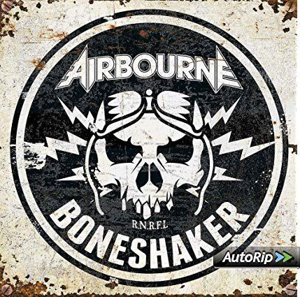 Airbourne «Boneshaker» : le quatuor australien recrée l'atmosphère et la magie d'AC/DC !