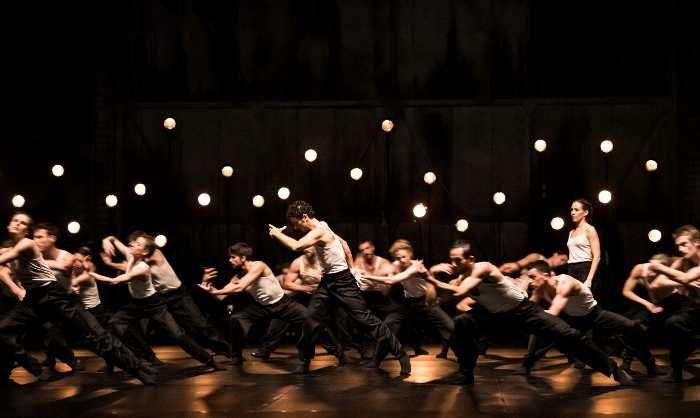 « Body and Soul », une chorégraphie de Crystal Pite pour le Ballet de l'Opéra de Paris