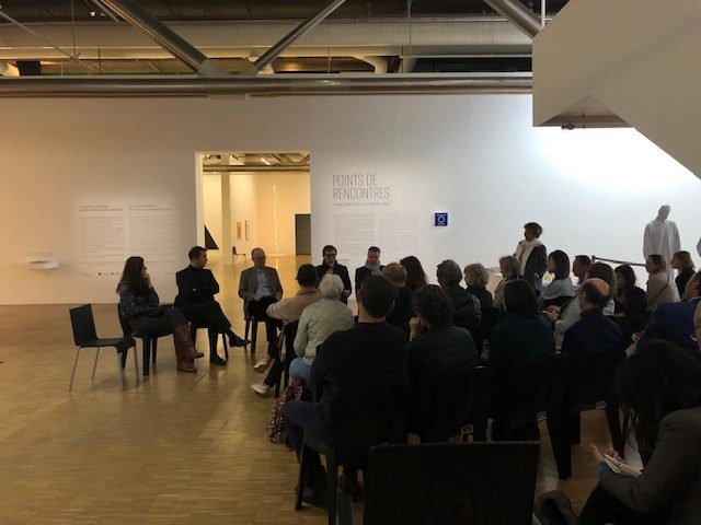 Points de rencontres, la première exposition du fonds de Dotation du Centre Pompidou ouvre ses portes