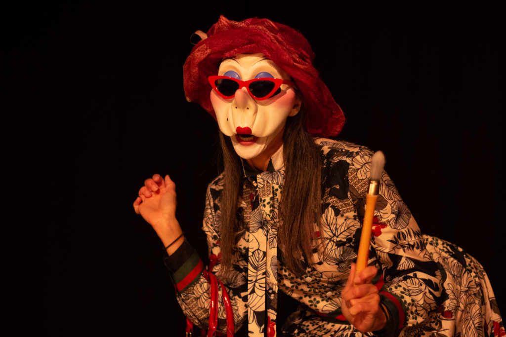 Cyrano au Funambule Montmartre : A la fin de l'envoi, il touche !