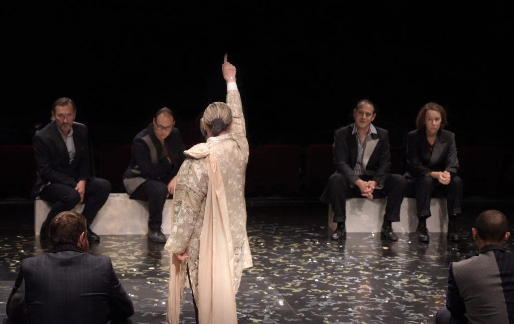 Jules César de Shakespeare au Vieux Colombier, un magnifique cadeau