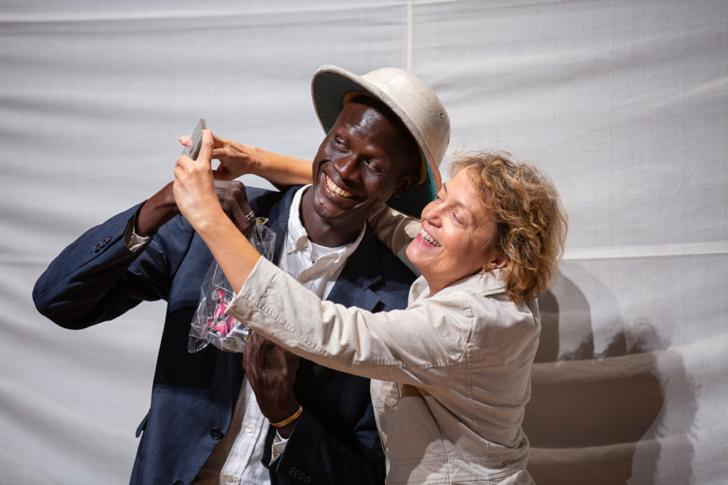 « La fin du monde évidemment » questionne le rôle du théâtre aux Francophonies 2019
