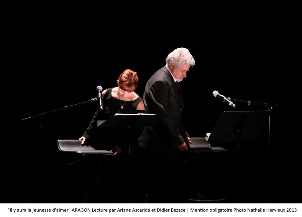 «Il y aura la jeunesse d'aimer» au Lucernaire: Aragon et Elsa Triolet à la loupe