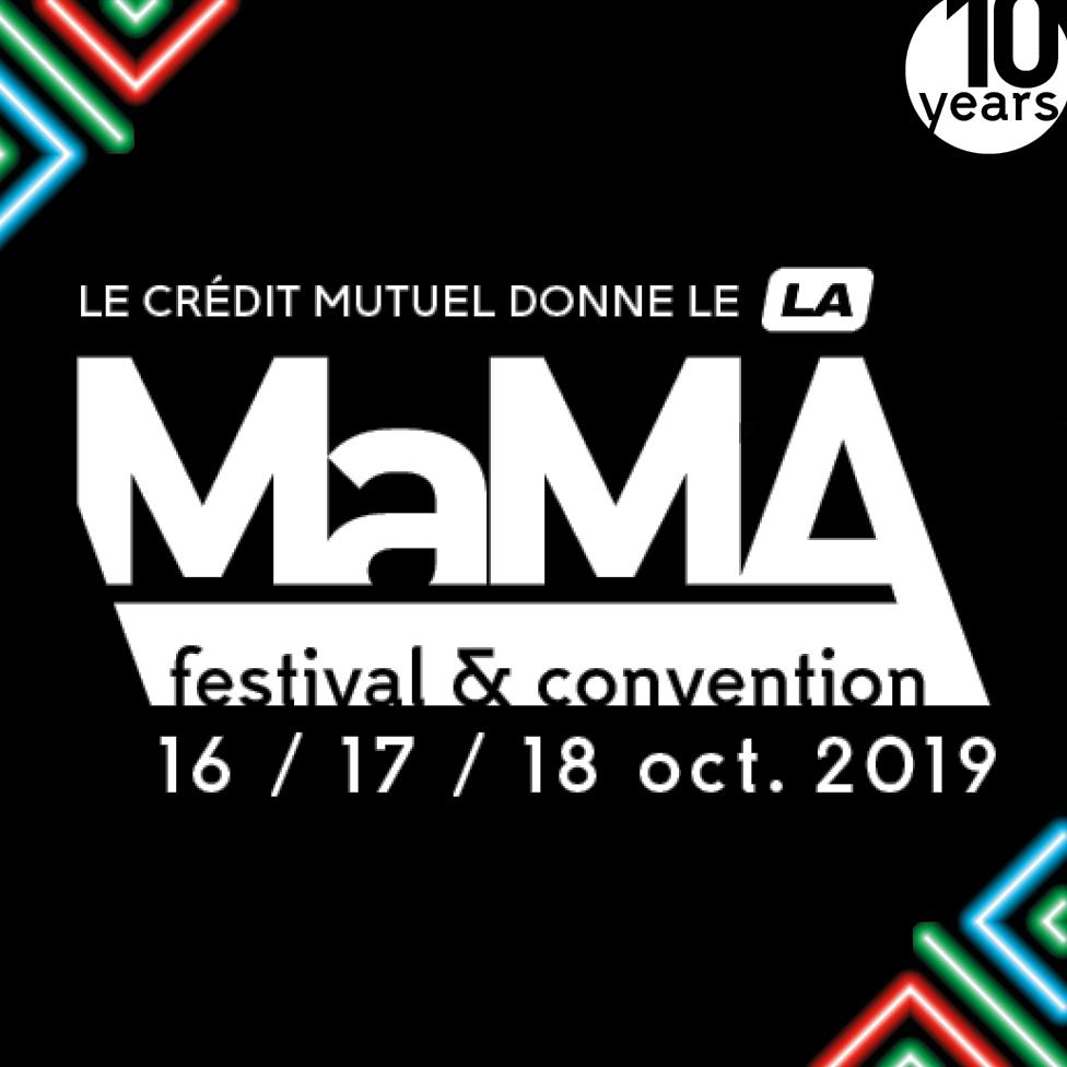 Un MaMA 2019 puissance dix