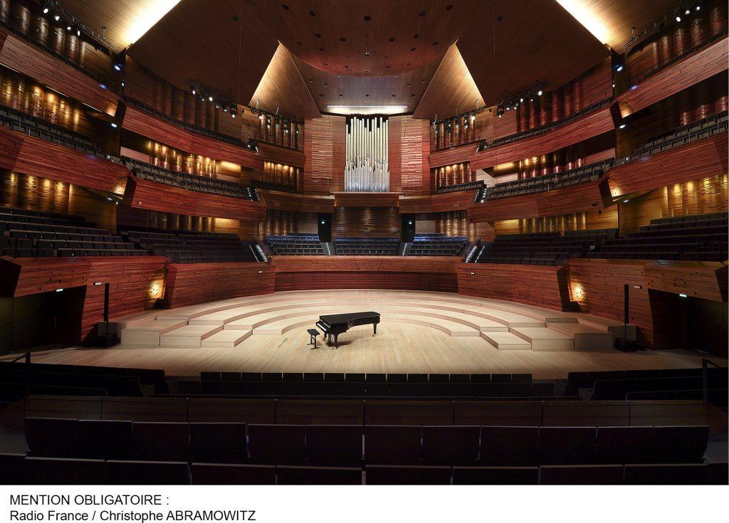 Un prélude à nouvelle saison pianistique de Radio France