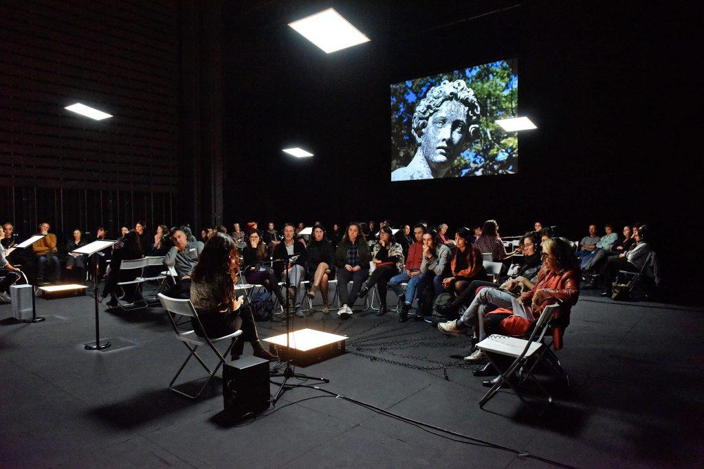 «Reconstitution : Le procès de Bobigny» Emilie Rousset et Maya Boquet passent le témoin au Festival d'Automne