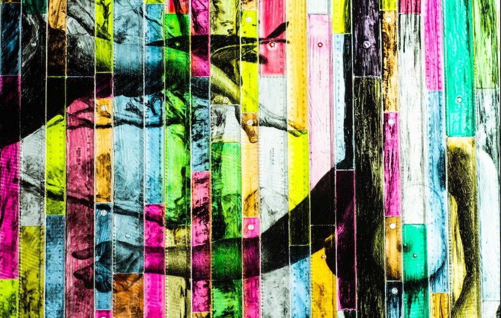 Jérémy Gobé & Andrea Mastrovito investissent la Fondation Bullukian pour la Biennale de Lyon