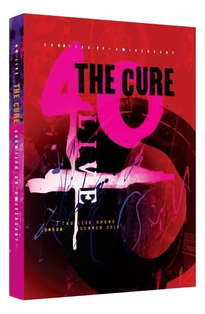 The Cure 40 live Curætion-25 + Anniversary : le couronnement d'une belle carrière !