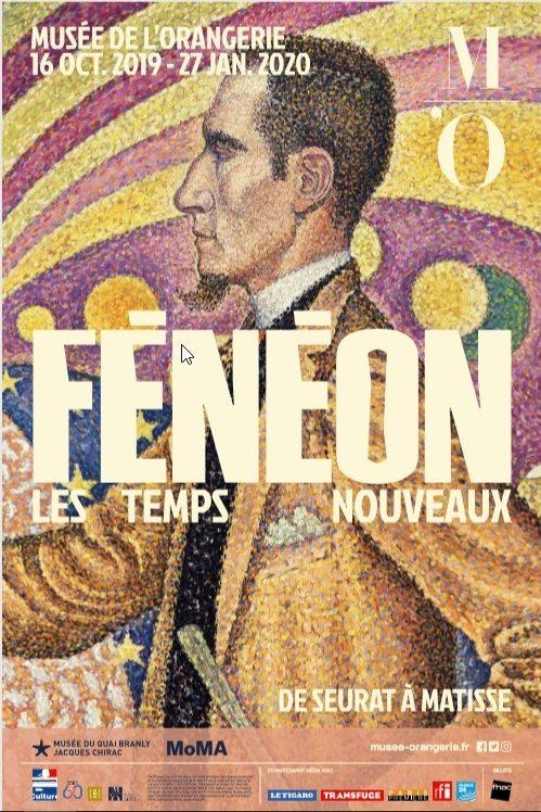 « Félix Fénéon. Les temps nouveaux, de Seurat à Matisse » : un nouveau chapitre s'ouvre au Musée de l'Orangerie !