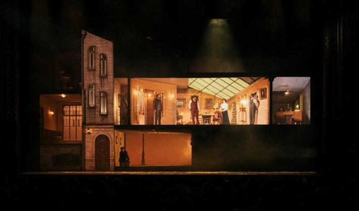 «Les Justes» d'Albert Camus par Abd Al Malik au Châtelet : de belles images noyées dans la rumeur
